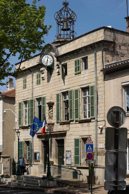 Bild: Rathaus in Barbentane, Bouches du Rhône