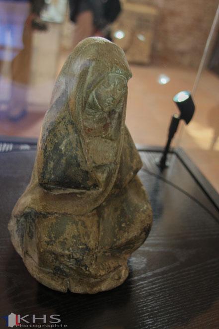 Bild: im Museum des Kreuzgang der Abtei Saint-Pierre in Moissac