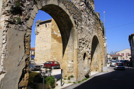 Bild: Monteux im Vaucluse