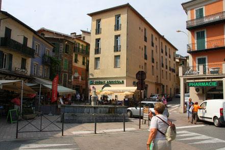 Bild: Sospel, Place de la Cabraia