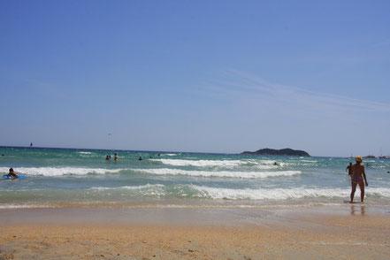 Bild: Strand La Ciotat