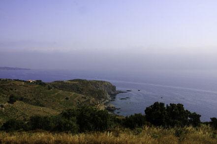 Bild: Küstenstraße Banyuls-sur-Mer nach Cadaqués