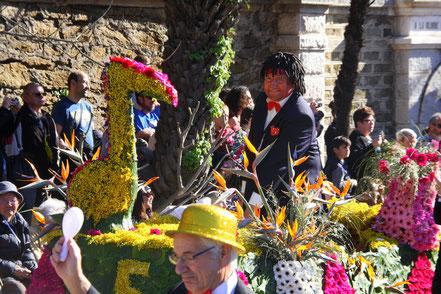 Bild: Corso Fleuri, Bormes-les-Mimosas
