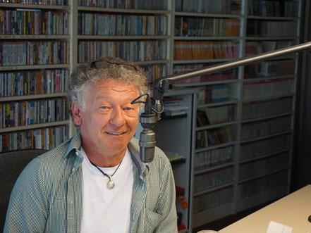 Hans-Wittich Karsten bei Radio Bremen Eins