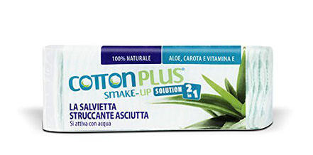 Cotton Plus 2 in 1 Aloe Mini