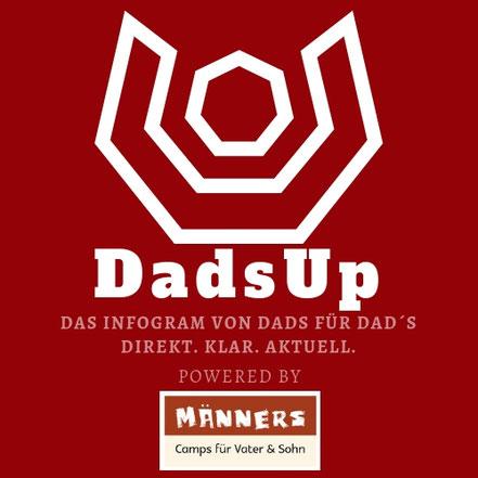 DadsUp - für eine stabile Beziehung zu deinem Sohn