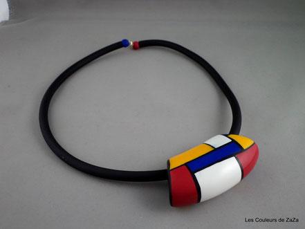 En mode Mondrian