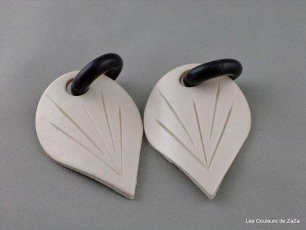 Les boucles d'oreilles