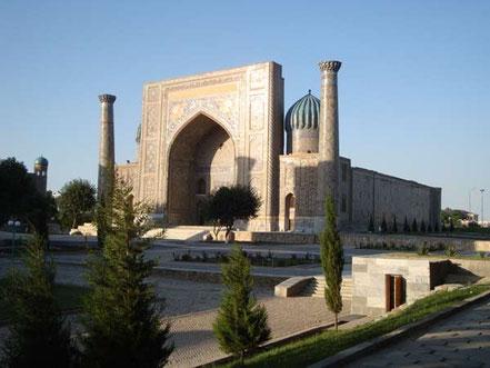circuit ouzbékistan - Boukhara - route de la soie