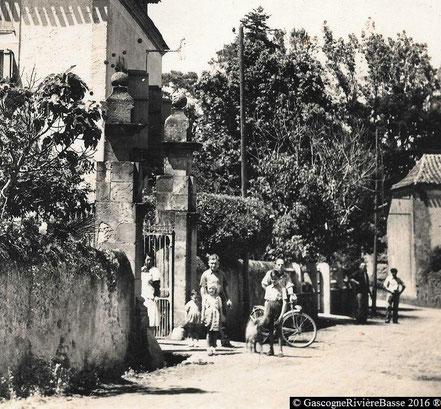 Dugers 1950 Préchac sur Adour