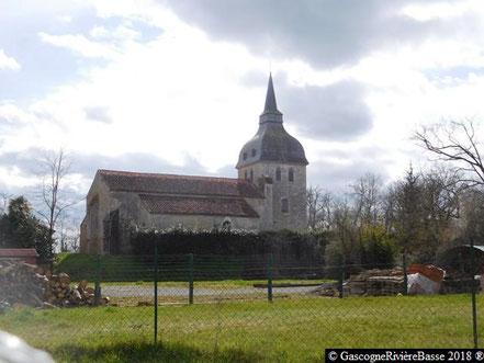 Eglise Saint-Michel de Galiax