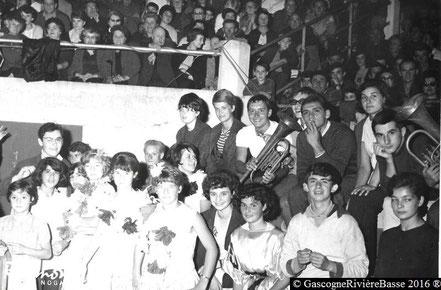 Interville Plaisance du Gers Riscle 1964