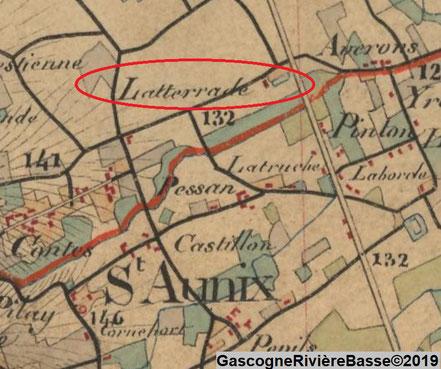 La Terrade Saint-Aunix Plaisance Jean-Jacques