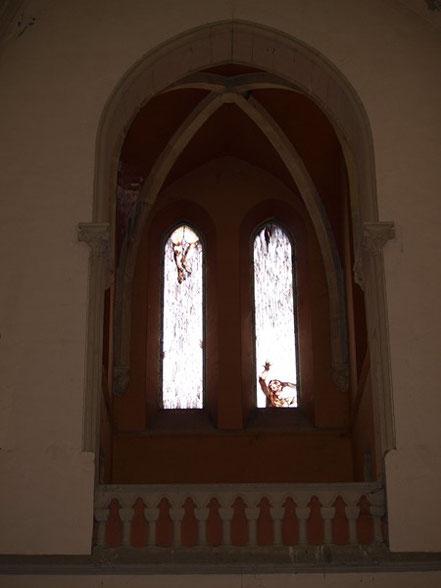 Eglise de Plaisance du Gers vitraux