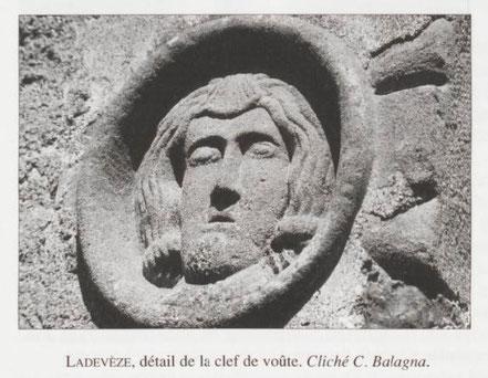 Abbaye de la Case Dieu Ladevèze Beaumarchès