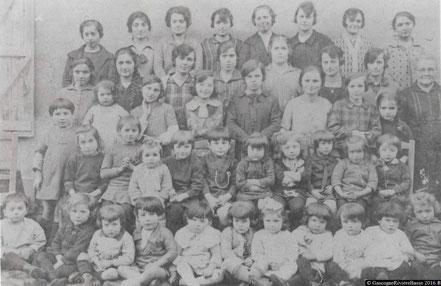 Couvent Plaisance du Gers 1926 école privée libre de fille