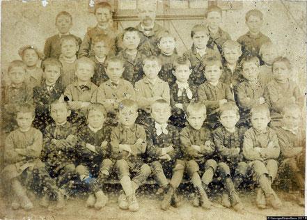 école de ladevèze-Rivière 1920 autrefois