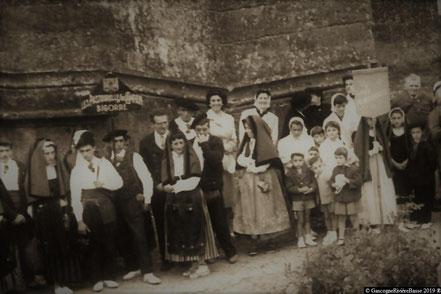 Lous Mirandès Pastourelle de Campan