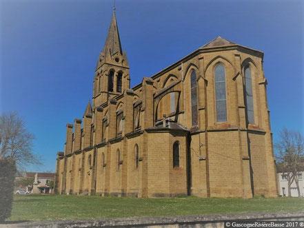 Eglise de Plaisance du gers