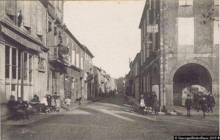 Autrefois Grand Rue Adour Boutique Plaisance Gers