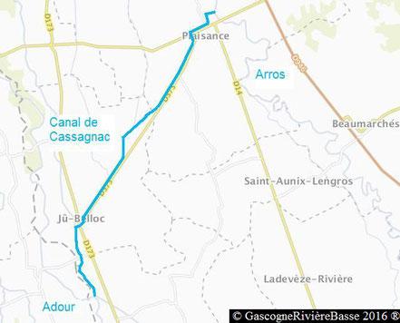 Canal de Cassagnac
