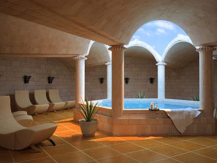 hotel; spa; Barcelona; wellness; vacation;