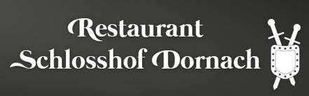 Restaurant Schlosshof, Urs Schindler, Dornach Sonnen, Terrasse