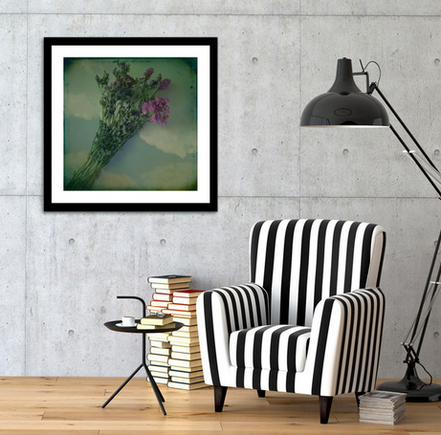 Giclee art print on heavyweight Fine Art paper, 310gsm, acid-free, 100% cotton, using archival Ultrachrome K3 inks. All prints are manually numbered, signed, embossed and shipped with a certificate of authenticity.