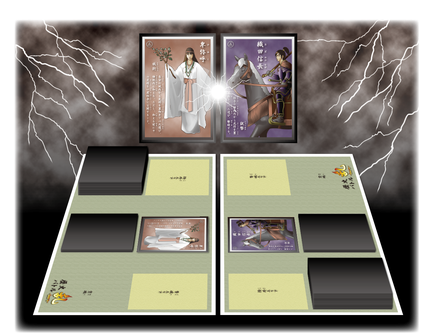 歴史バトル乱 - 対戦型カードゲーム