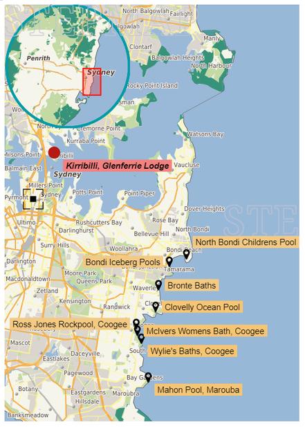 Australien, Australia, Reisebericht Australien, Sydney, Reisebericht Sydney, Rockpools Sydney, Avalon Rockpool, Bilgola Rockpool, Fairy Bower Sea Pool, Bronte Baths, Bondi Icebergs Pools