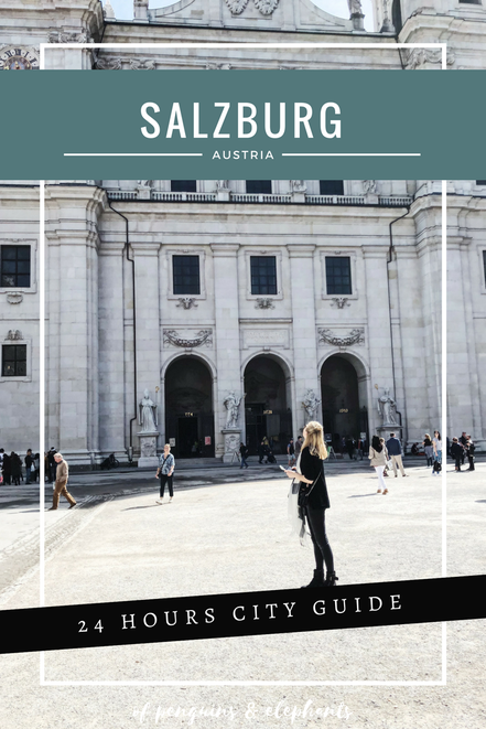 Salzburg Austria ofpenguinsandelephants of penguins & elephants City Guide Exploring Salzburg Pinterest