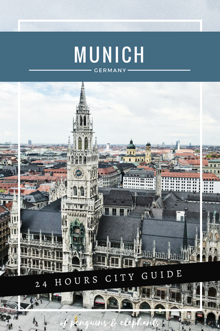 Munich Germany ofpenguinsandelephants of penguins & elephants City Guide Exploring Munich Pinterest