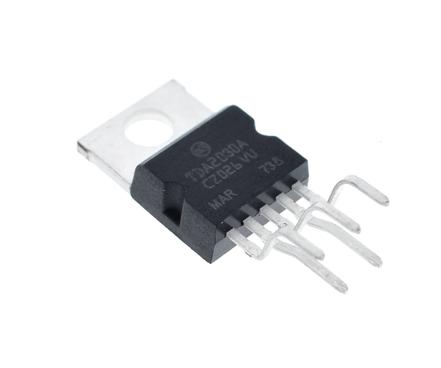 TDA2030A, TDA2030 guatemala, electronica, electronico, tda, amplificador audio circuito integrado