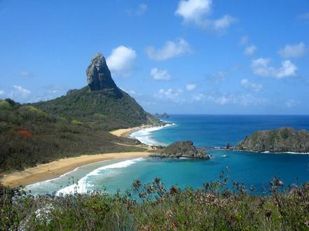 Illa Fernando de Noronha, Estat de Pernambuco, Brasil.