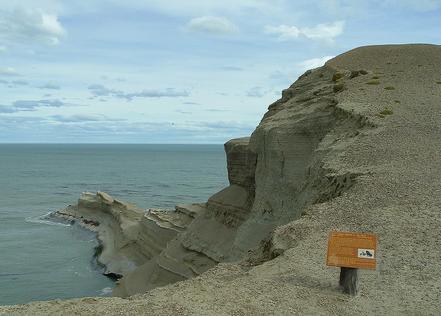 Cap de Lleó, Corpen Aike Departament, Província de Santa Creu, Patagònia, Argentina.