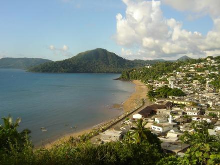 Badia de Sada, Illa de Mayotte, Comuna Francesa.