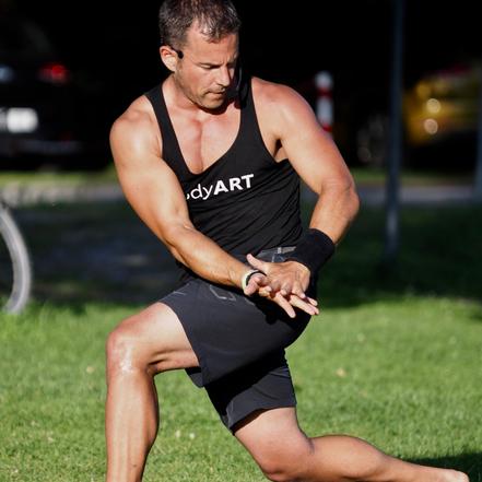Robert Rath Group Fitness Kurse Personaltraining Sport Hot  Iron System bodyART