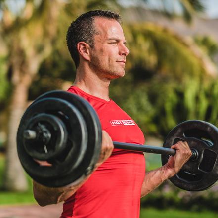 Robert Rath Group Fitness Kurse Personaltraining Sport Hot  Iron System