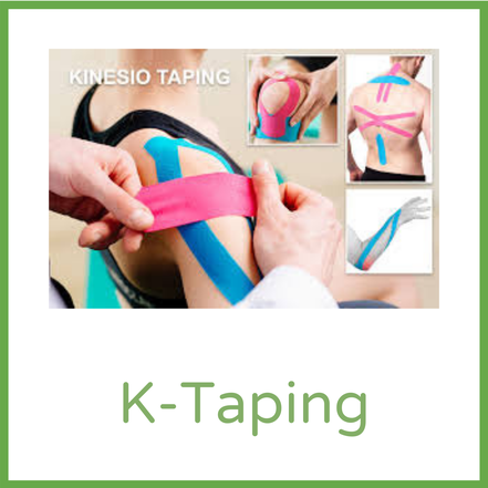 Robert Rath Kinesio Taping Techniken Physio Selfcare Personal training fitness sport