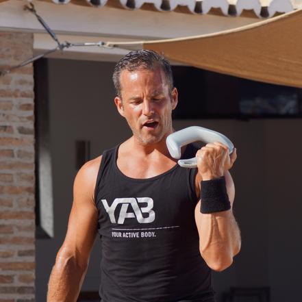 Robert Rath Group Fitness Kurse Personaltraining Sport Hot  Iron System yab