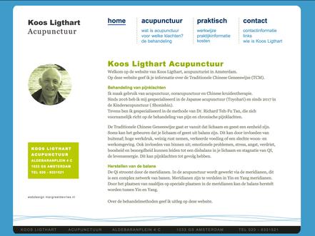 website koos ligthart acupunctuur amsterdam