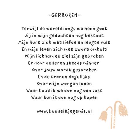 Gedichtjes voor sterrenouders De website van bundeltjegemis!