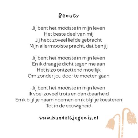 Welp Gedichtjes voor infant and childloss awareness month oktober 2018 YV-21