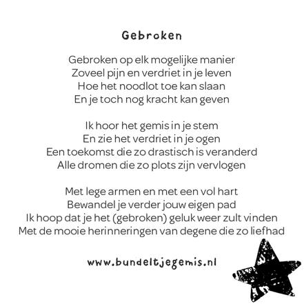 Wonderlijk Gedichtjes sterrenkind(eren) - Liefde en Gemis - sterrenouders CA-02