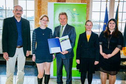 Verleihung des Landesnaturschutzpreises 2017 (Thomas Niedermüller)