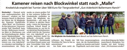 Kreiszeitung Red. Sulinger Land 07.05.2019