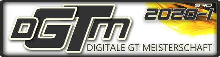 DGTM GT Meisterschaft SimRacing