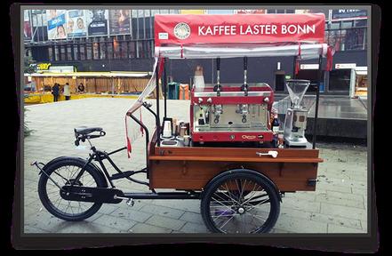 Kaffee Fahrrad günstig mieten in Bonn/Köln/Bornheim