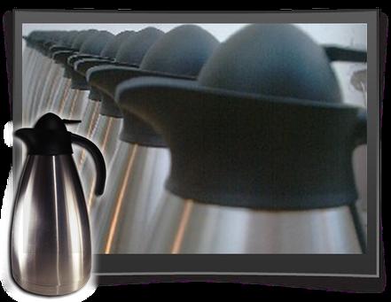 Kaffekannen günstig mieten in Bonn/Köln/Bornheim