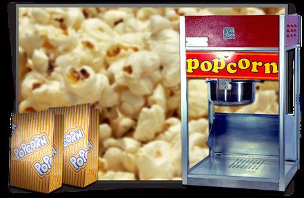 Popcornmaschine günstig mieten in Bonn/Köln/Bornheim